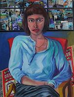 Erik-Slutsky-Miscellaneous-People-Miscellaneous-Emotions-Modern-Age-Expressionism-Neo-Expressionism
