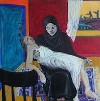 Erik-Slutsky-Emotions-Grief-Religion-Contemporary-Art-New-Image-Painting