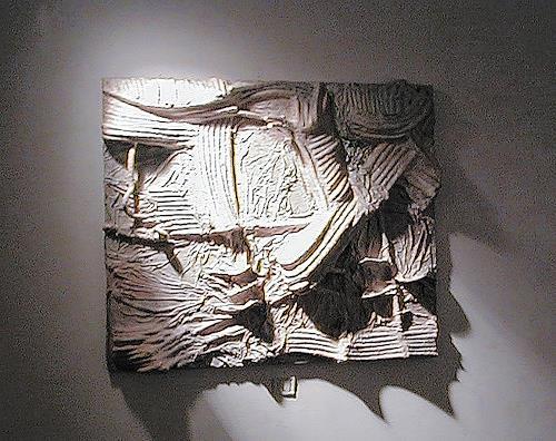 Lino Budano, reperto 10, Abstract art