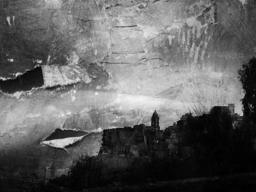 Lino Budano, Butera-Sicilia, Fantasy, Landscapes: Plains, Postmodernism
