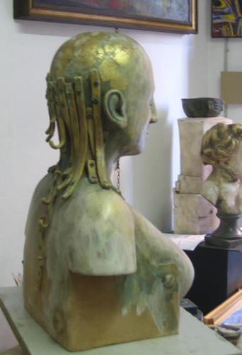 Dambros Ferrari, Atelier, People: Women, Fantasy, Postmodernism