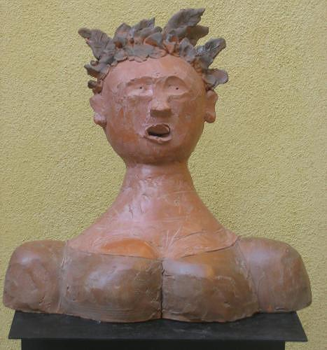 Dambros Ferrari, tribute a F. Marinoni 2, People: Women, People: Women, Neo-Expressionism