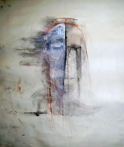 emilio merlina, indian demon, Fantasy, Abstract Expressionism