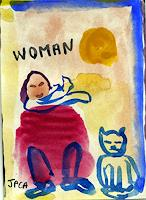 Jean-Pierre-CHEVAssUS-AGNES-People-Women-Poetry-Contemporary-Art-Contemporary-Art