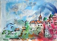 Jean-Pierre-CHEVAssUS-AGNES-Architecture-Landscapes-Autumn-Contemporary-Art-Contemporary-Art