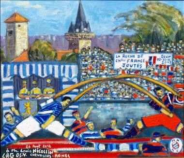 Art by Jean-Pierre CHEVASSUS-AGNES