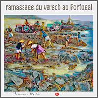 Jean-Pierre-CHEVAssUS-AGNES-Landscapes-Beaches-Landscapes-Summer-Modern-Age-Expressive-Realism