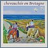 Jean-Pierre CHEVASSUS-AGNES, HORSES IN BRETAGNE   FRANCE