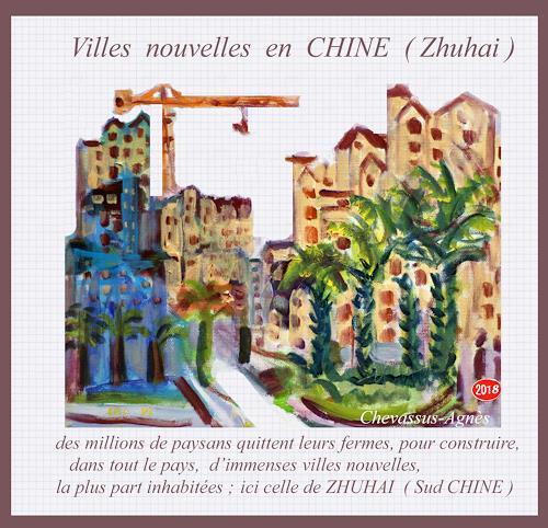 In Zhuhai leben