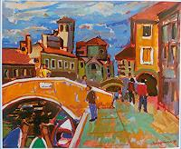J. CHEVASSUS-AGNES, CHIOGGIA  ITALY