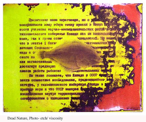 Peter MacWhirter, Dead Nature, Animals: Water, Animals: Water, Postmodernism, Abstract Expressionism