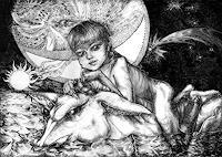 Galina-Lukshina-Symbol-Fantasy-Modern-Age-Symbolism
