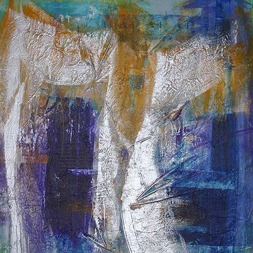 Raphaela C. Näger, Schamane, Belief, People: Men, Abstract Art