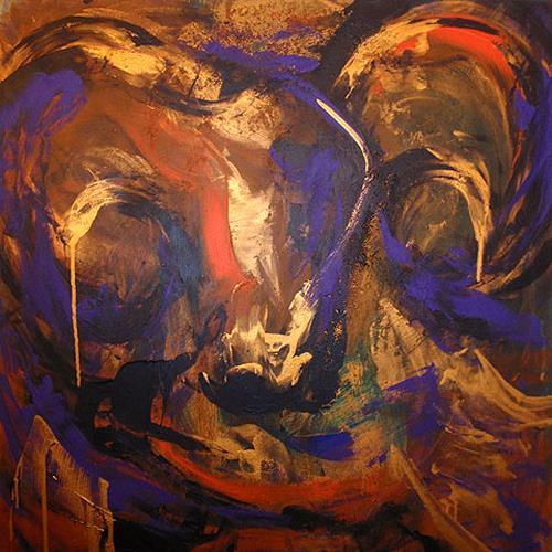 Raphaela C. Näger, Widder, Animals: Land, Mythology, Abstract Art