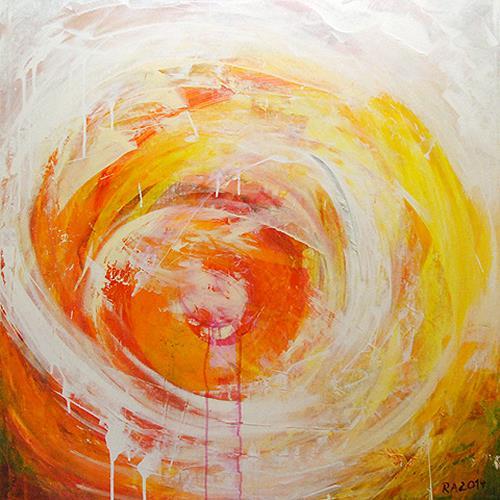 Raphaela C. Näger, Leben.03, Abstract art, Emotions, Abstract Art, Expressionism