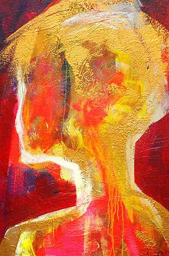 Raphaela C. Näger, Sanat, People: Men, Mythology, Abstract Art