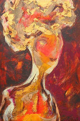 Raphaela C. Näger, Menschenkind, People: Children, Emotions: Joy, Abstract Art