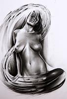 mihaly-DUDAS-2-Erotic-motifs-Female-nudes-Miscellaneous-Contemporary-Art-Contemporary-Art