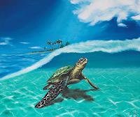 mihaly-DUDAS-2-Animals-Water-Miscellaneous-Contemporary-Art-Contemporary-Art