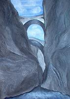 Evelin Koenig Art Landscapes: Mountains