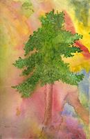 Evelin Koenig Art Plants: Trees