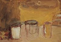 Andrey-Bogoslowsky-Interiors-Rooms-Still-life-Contemporary-Art-Neo-Expressionism