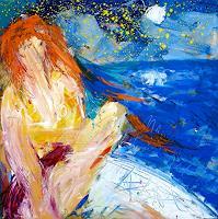 Andrey-Bogoslowsky-Erotic-motifs-Female-nudes-Landscapes-Sea-Ocean-Contemporary-Art-Neo-Expressionism