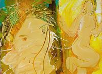 Andrey-Bogoslowsky-People-Couples-Emotions-Pride-Contemporary-Art-Neo-Expressionism