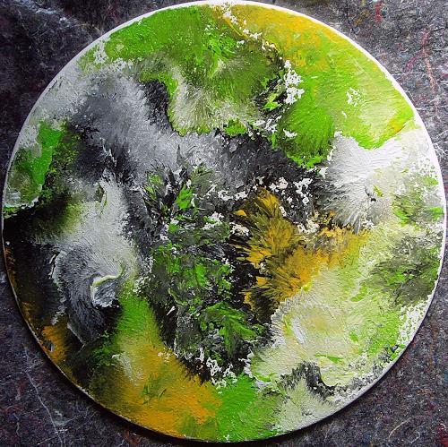 barbara banthau, eine runde Sache, Abstract art, Modern Age