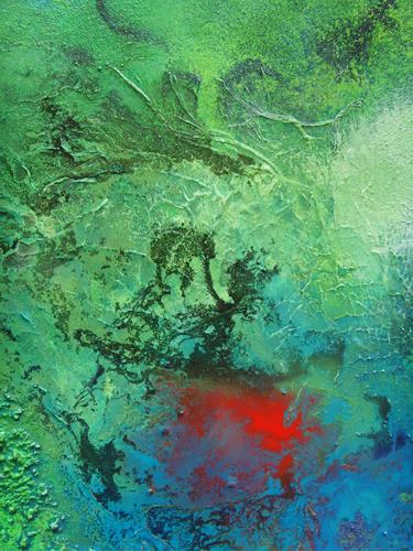 barbara banthau, o.T., Abstract art, Modern Age, Expressionism
