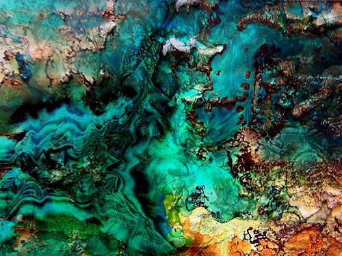 barbara banthau, o.T., Abstract art, Modern Age, Abstract Expressionism
