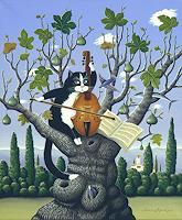 James-Marsh-1-Fantasy-Nature-Miscellaneous-Contemporary-Art-Post-Surrealism