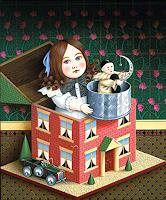 James-Marsh-1-Fantasy-Miscellaneous-Interiors-Contemporary-Art-Post-Surrealism