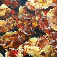 Carmen-Kroese-Abstract-art-Meal-Contemporary-Art-Contemporary-Art