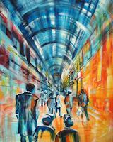 Carmen-Kroese-People-Group-Miscellaneous-Buildings-Contemporary-Art-Contemporary-Art
