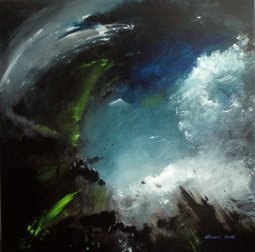 Carmen Heidi Kroese, Turbulenzen, Abstract art, Movement, Contemporary Art, Abstract Expressionism