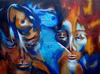 Carmen-Kroese-Erotic-motifs-Female-nudes-Miscellaneous-Emotions-Contemporary-Art-Contemporary-Art