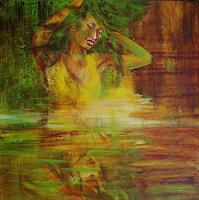 Carmen-Kroese-People-Women-Emotions-Pride-Contemporary-Art-Contemporary-Art