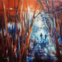 Carmen-Kroese-Nature-Wood-Nature-Miscellaneous-Contemporary-Art-Contemporary-Art