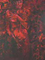 Carmen-Heidi-Kroese-Erotic-motifs-Female-nudes-People-Women