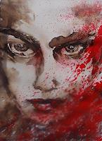 Carmen-Kroese-Miscellaneous-Emotions-People-Faces-Contemporary-Art-Contemporary-Art