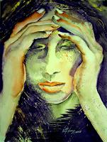 Carmen-Kroese-Emotions-Grief-People-Faces-Contemporary-Art-Contemporary-Art