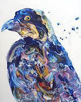 Carmen-Heidi-Kroese-Animals-Animals-Air-Modern-Age-Expressive-Realism