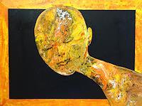Carmen-Heidi-Kroese-People-Women-Emotions-Joy-Modern-Age-Expressive-Realism