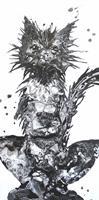 Carmen-Heidi-Kroese-Animals-Land-Humor-Modern-Age-Expressive-Realism
