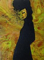 Carmen-Heidi-Kroese-People-Women-People-Portraits-Modern-Age-Expressive-Realism