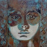 Carmen-Heidi-Kroese-People-Faces-Modern-Age-Expressive-Realism