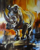Carmen-Heidi-Kroese-Animals-Land-Nature-Earth-Modern-Age-Expressive-Realism