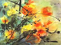 Carmen-Kroese-Plants-Flowers-Modern-Age-Others-New-Figurative-Art