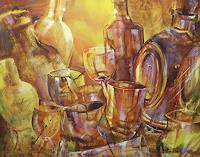Carmen-Kroese-Parties-Celebrations-Still-life-Contemporary-Art-Contemporary-Art